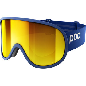 POC Retina Big Clarity Goggles Basketane Blue/Spektris Orange